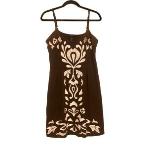I.N.C. International Concepts Embroidered Dress